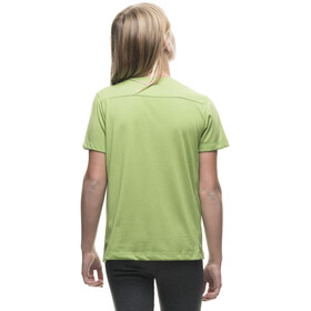 Houdini Jr Rock Steady Message Tee Clover Green